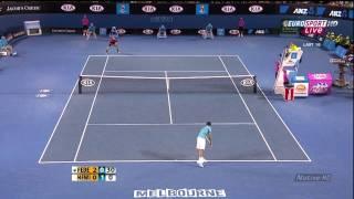 Download Federer vs Hewitt Australian Open 2010 highlights HD Video