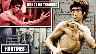 Download Bruce Lee's Training Routines - What we know of the actual programs he used Video
