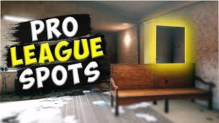 Download Solo Pro League Hiding Spots - Oregon/ Clubhouse/ Consulate - Rainbow Six : Siege Video