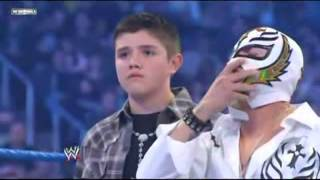 Download Cm Punk Wants To Fight Rey Mysterio In Front Of His Family Video
