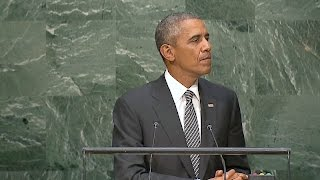 Download The President Speaks at the 2030 Agenda for Sustainable Development Goals Video