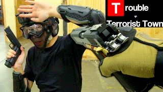Download AIRSOFT Double 1911 Killer - Trouble In Terrorist Town Video