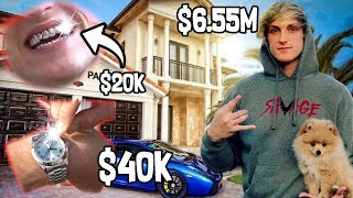 Download MOST EXPENSIVE THINGS Logan Paul BOUGHT in 2017 Video