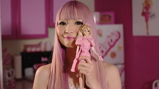 Download Barbie superfan spent over $70,000 on collection Video