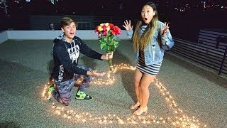 Download HE ASKED ME TO BE HIS GIRLFRIEND ON CAMERA!! (EMOTIONAL) Video