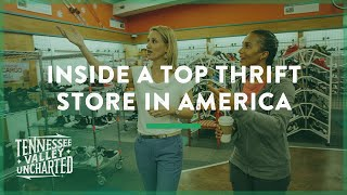 Download Inside a Top Thrift Store in America: Unclaimed Baggage Center - Tennessee Valley Uncharted Video