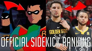Download Ranking The Best ROBIN (Sidekick) From ALL 30 NBA Teams! Video