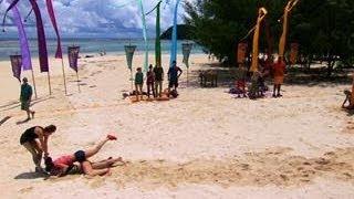 Download Survivor: Cagayan - Reward Challenge: Kicking & Screaming Video