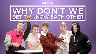 Download 'Why Don't We' Battle It Out In A Ridiculous Friendship Test | PopBuzz Meets Video