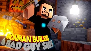 Download Minecraft Adventure - IRONMAN BUILDS A NEW SUIT FOR A BAD GUY!!! Video