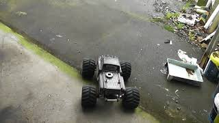 Download kyosho nitro madforce ke25 Video