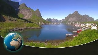 Download Norway - The land of fjords Video