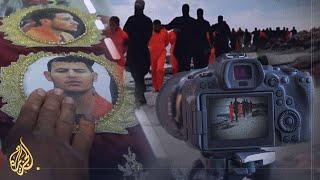 Download ″تلاعبات وثغرات″ أثناء تصوير إعدام الأقباط المصريين Video
