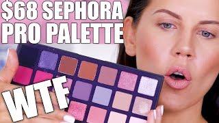 Download $68 SEPHORA PRO PALETTE ... WTF Video