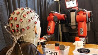 Download Brain-controlled Robots Video