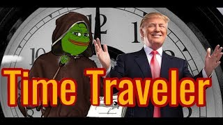 Download Donald Trump Time Travel Theory- Tesla, Barron Trump, Mike Pence and Meme Magic Video
