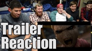 Download Guardians of the Galaxy Vol. 2 Trailer Reaction! Video