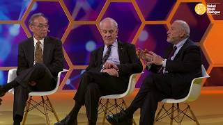 Download The Search for Truth panel discussion with seven Nobel laureates at Nobel Week Dialogue 2017 Video