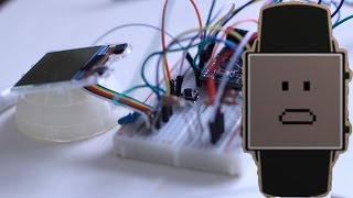 Download Make Your Own Smartwatch From An Old Cell Phone (Part 2) Video