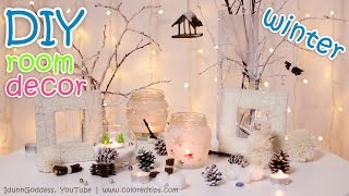 Download 10 DIY Winter Room Decor Ideas Video