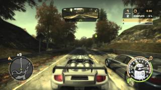 PC Longplay [353] Need For Speed Most Wanted 2005 (part 1 of 6) Free