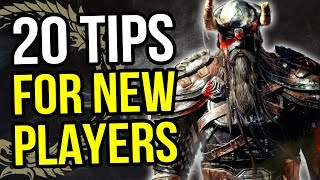 Download ESO Guides - 20 Tips For Total Beginners [The Elder Scrolls Online] Video