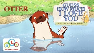 Download Guess How Much I Love You: Compilation - Otters Antics Video