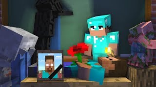 Download Monster School : RIP Herobrine - Minecraft Animation Video