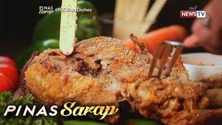 Download Pinas Sarap: Iba't ibang klase ng crispy pata, tinikman ni Kara David! Video