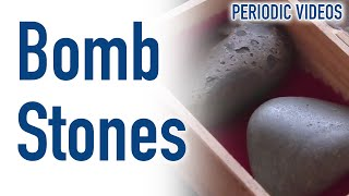Download Diamonds, Pearls and Atomic Bomb Stones - Periodic Table of Videos Video