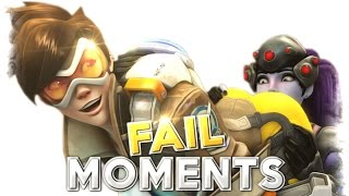 Download Insane Fail Moments Montage | Overwatch Fail Moments Compilation Highlights Video