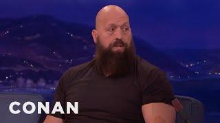 "Download The Big Show: Dwayne ""The Rock"" Johnson Loves Karaoke - CONAN on TBS Video"