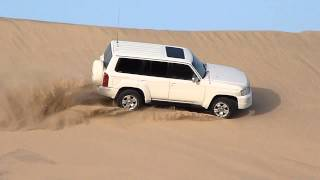 Download Daring Dune Driving in Qatar (2012) Video
