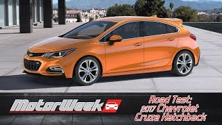 Download Road Test: 2017 Chevrolet Cruze Hatchback - Cruze-in' Video