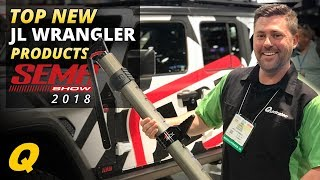 Download Top New JL Jeep Wrangler Products of SEMA 2018 Video