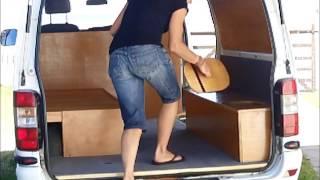 Download CASAVENTURA EQUIPAMOS TU VAN EN UN MOTORHOME ! Video
