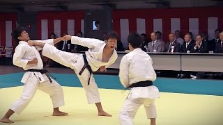 Download Explosive Karate - Tokyo Budokan Reopening Events 2012 Video