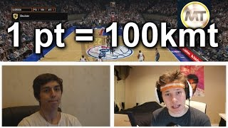 Download 1 POINT = 100K MT WAGER VS LNU - NBA 2K16 Video