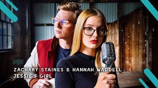 Download Hannah Waddell & Zachary Staines: Jessie's Girl (Rick Springfield cover) Video