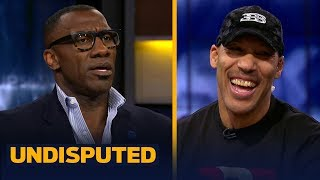 Download LaVar Ball claims Lonzo is better than LeBron, talks Luke Walton on the hot seat   NBA   UNDISPUTED Video