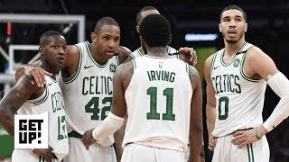 Download The Celtics can't wait for Kyrie Irving to leave and will help pack his bags - Jalen Rose | Get Up! Video