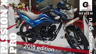 Download Hero Passion X Pro 2018 edition | detailed walkaround review | auto expo 2018 !!! Video