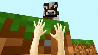 Download REALISTIC MINECRAFT - STEVE BECOMES TINY Video