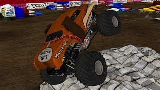 Download 16 Truck World Finals 5 Freestyle - Monster Jam Rigs of Rods Video