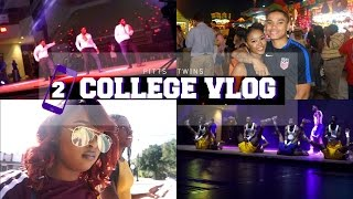 Download College Vlog #2 | Homecoming, National Fair, Greek Step Show & Comedy Show Video