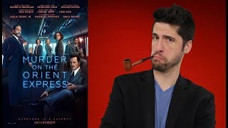 Download Murder on the Orient Express - Movie Review Video