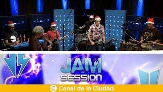 Download Rano Sarbach nos deleita con una auténtica zapada de rock y blues en Jam Session Video