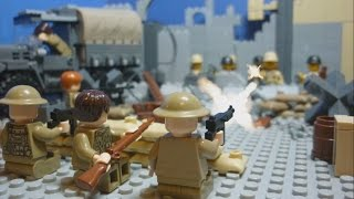 Download Lego WW2 - Battle of Hong Kong - with Sergeant Major John Osborn Video