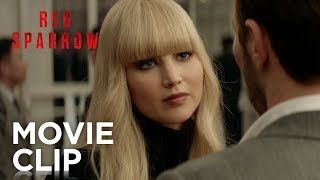 Download Red Sparrow   ″Are We Going To Become Friends?″ Clip   20th Century FOX Video