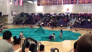 Download Homestead HS Dance Team- Prop-MV Comp- 2/9/13 Video